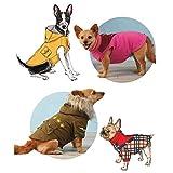 Simplicity Pattern S8861 Dog Coats, A (S-M-L)