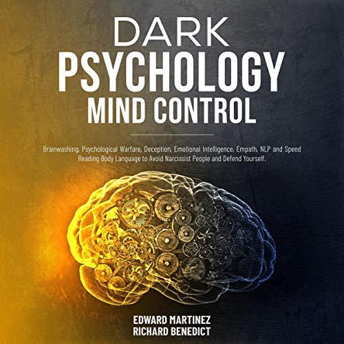 Dark Psychology Mind Control cover art