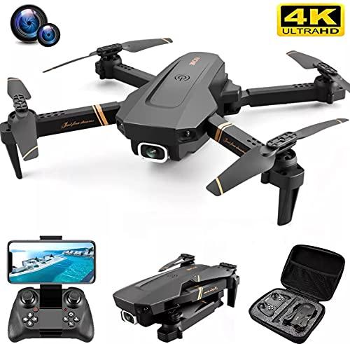 BELLOTI- DRON CONTROL REMOTO 4/k2021 P CON WIFI Y CAMARA 4K.V4, NUEVO DRONE CUADRICOPTERO DE RADIOCONTROL , CON VIDEO EN VIVO ,FPV,HD,4K,GRAN ANGULAR ,1080 .