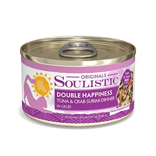 Soulistic Double Happiness Tuna & Crab Surimi Dinner