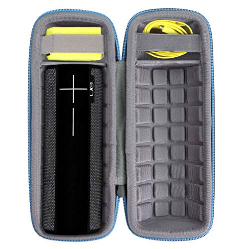 Baval Hard Case Compatible with Ultimate Ears UE Boom 2 Phantom Waterproof Wireless Mobile Portable Bluetooth Speaker