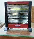 4 Rod (Coil) Room Halogen Heater 1600 Watts Multicolored