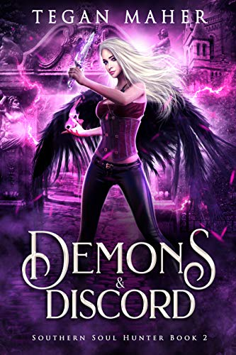 Demons and Discord: Southern Soul Hunters Book 2