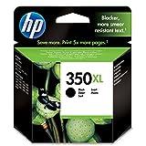 HP 350XL CB336EE pack de 1, haut rendement, cartouche d'encre d'origine, imprimantes...