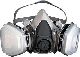 Kit respirador semi-facial 6200 completa - 3m