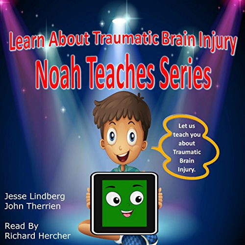 Learn About Traumatic Brain Injury audiobook cover art