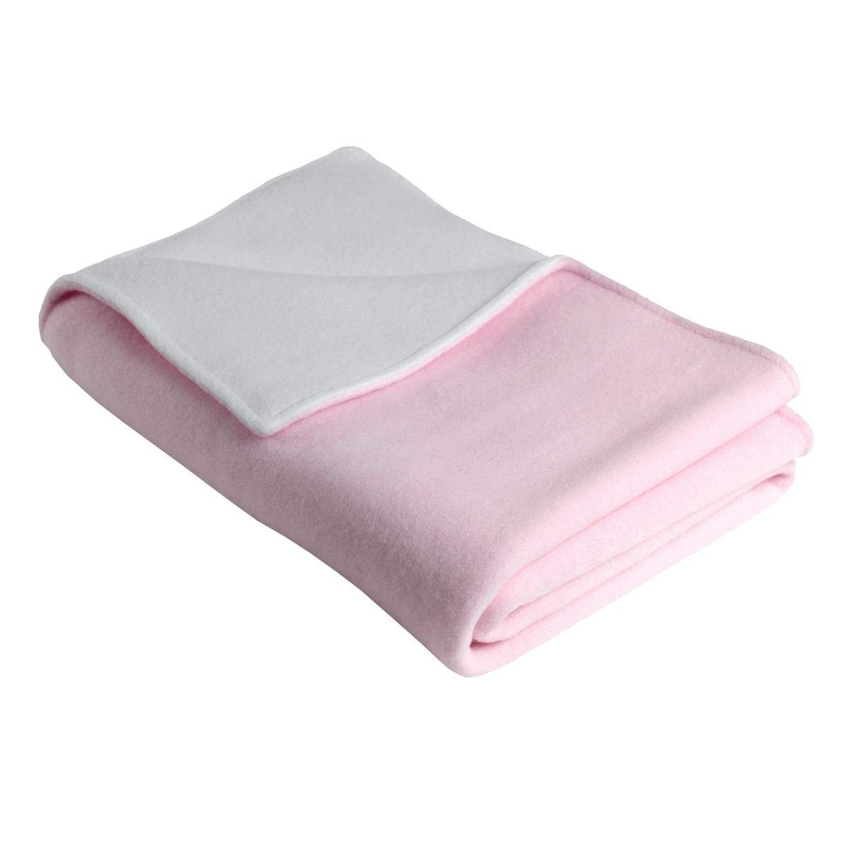 Original Turtle Fur Fleece - Baby Pink Light Blanket Dedication W High material Security