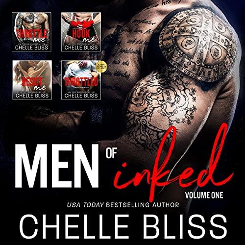 Men of Inked, Volume 1 cover art
