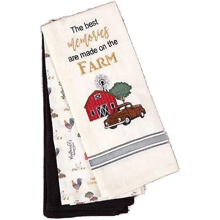 Personalized tea towel Buffalo plaid Christmas tree trio tea Towel Christmas Home Decor Farmhouse Decor Christmas gift Custom tea towel
