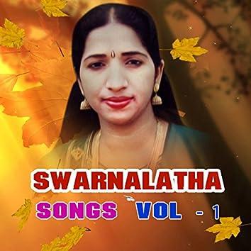 Swarnalatha Songs, Vol. 1