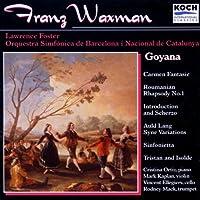Waxman;Goyana/Carmen Fantasy/T