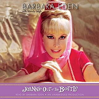 Jeannie Out of the Bottle audiobook cover art