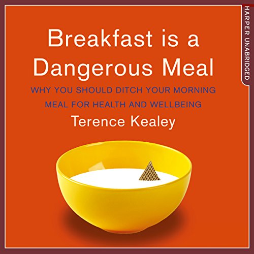 Couverture de Breakfast Is a Dangerous Meal