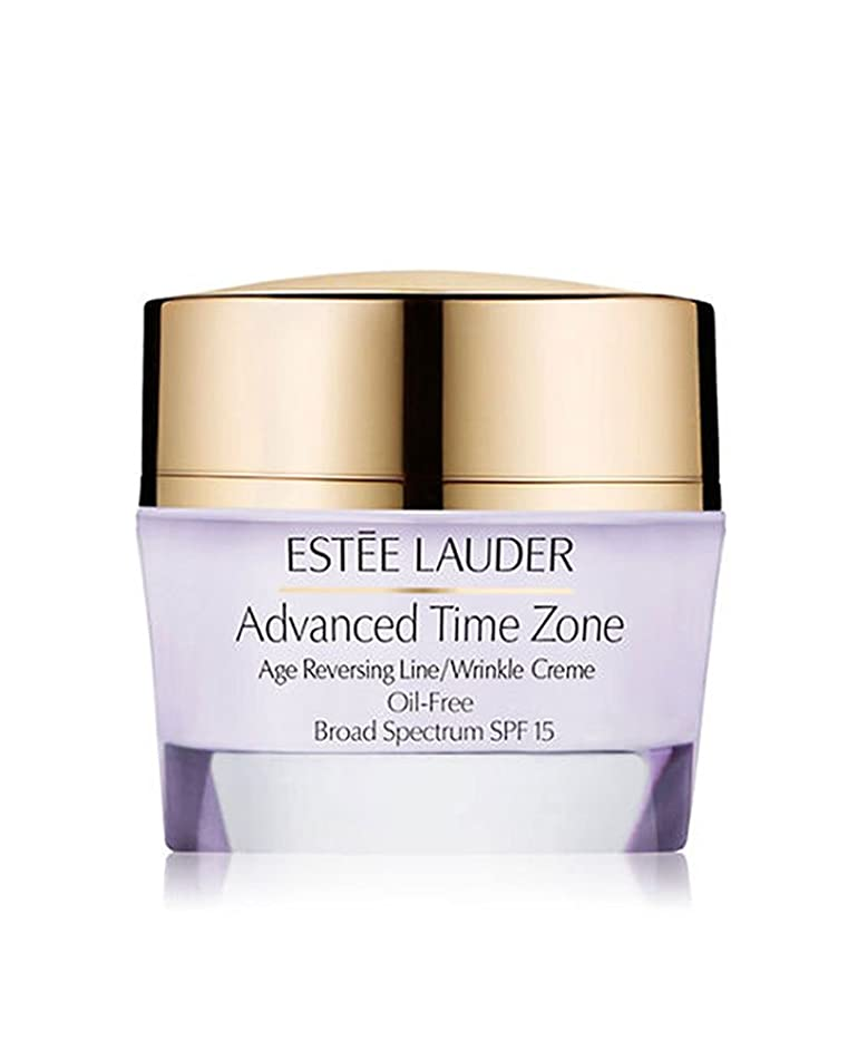 Estee Lauder Advanced Time Zone Age Reversing Line & Wrinkle Creme Oil-Free SPF 15 50ml/1.7oz - Normal to Combination Skin