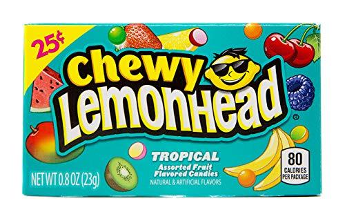 Chewy Lemonhead Tropisch (23g)