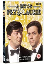 A Bit Of Fry & Laurie - Series 3 [DVD] [1989] by Stephen Fry