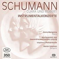 Schumann: Instrumentalkonzerte