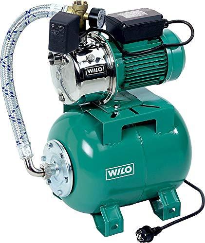 Wilo-Jet Hauswasserwerk selbstsaugend 20L Behälter Jet HWJ 20L 202/2