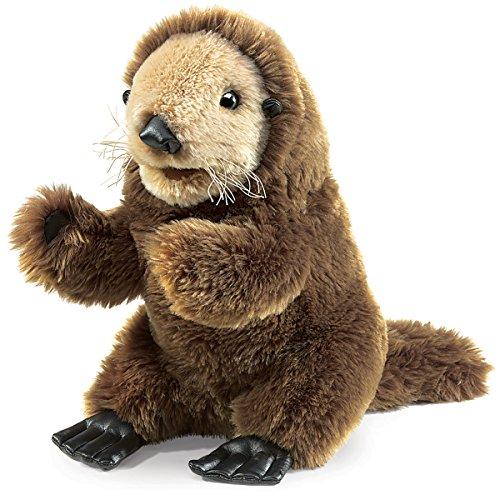Folkmanis Sea Otter Handpuppe