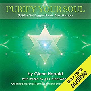 639hz Solfeggio Meditation     Creating Emotional Stability and Harmonising Relationships              By:                                                                                                                                 Harrold Glenn FBSCH Dip C.H.,                                                                                        Ali Calderwood (music)                           Length: 1 hr and 20 mins     179 ratings     Overall 4.7