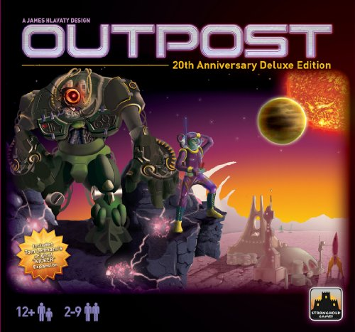 Stronghold Games 2003 - Outpost