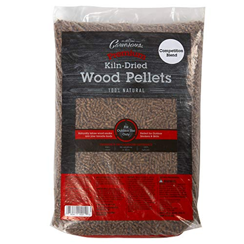 Camerons Grillen (Competition Blend) BBQ Holz Smoking Pellets, braun, 20lbs