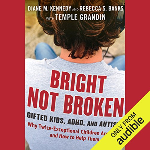 Bright Not Broken audiobook cover art