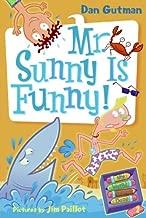 Mr. Sunny Is Funny! (Turtleback School & Library Binding Edition) (My Weird School Daze)