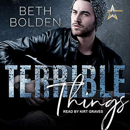 Terrible Things audiobook cover art