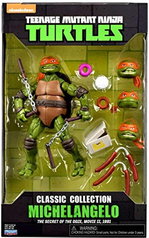 Teenage Mutant Ninja Turtles Exclusive Classics 6  Secret of The Ooze Michelangelo