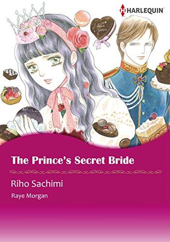 The Prince's Secret Bride: Harlequin comics (The Royals of Montenevada Book 1) (English Edition)