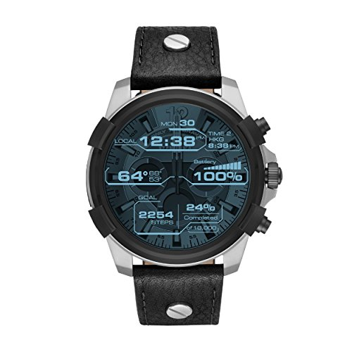 Diesel Smartwatch Full Guard DZT2001 Smartwatch voor heren