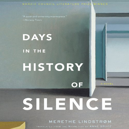 Days in the History of Silence audiobook cover art