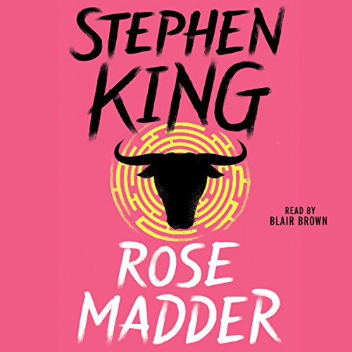 Rose Madder  By  cover art
