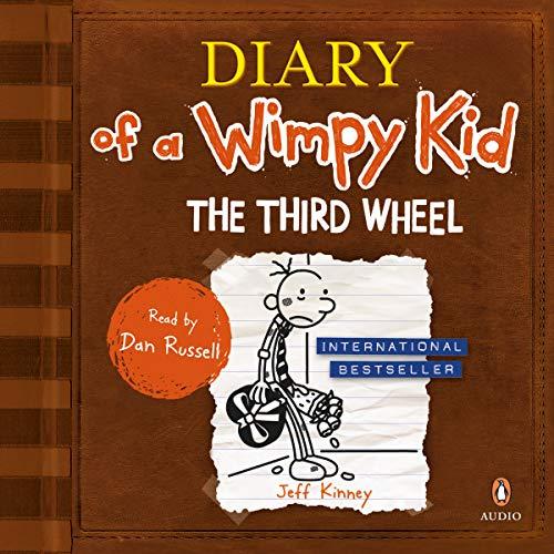The Third Wheel audiobook cover art