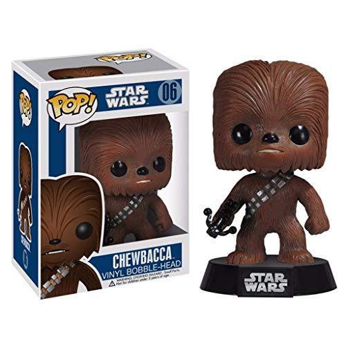 Star Wars - Boneco Pop Funko Chewbacca #06