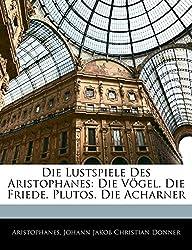 Cover Lustspiele des Aristophanes