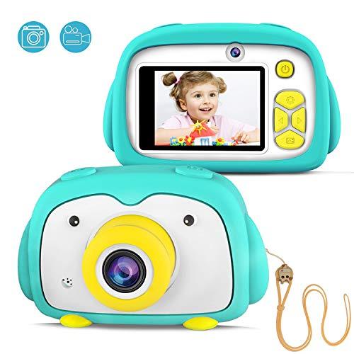 FISHOAKY Appareil Photo Numerique et caméra rechargeable