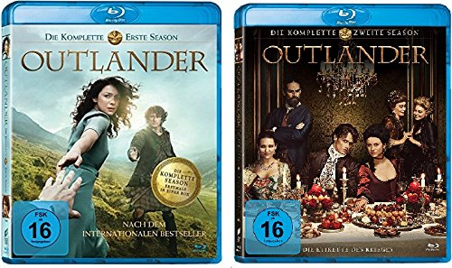 Staffel 1+2 [Blu-ray]