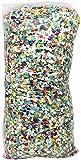 com-four® Confeti en Colores Brillantes 1000g - Confeti de Mesa para Fiestas - Decoraciones para Fiestas de año Nuevo y cumpleaños de Bodas - Decoraciones de Mesa