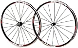 Vuelta 700c XRP Team SL For Campagnolo Campy Black Road Bike Wheel Set 1533g!
