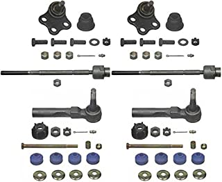Tovasty SK25291020605 2 Inner Tie Rods For Ford Escape 13 2013 14 2014 15 2015 16 2016 17 2017 2PC Front Suspension Kit -