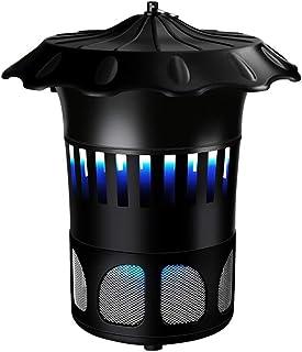 Jieer Lámpara Antimosquitos, Repelente de Mosquitos luz Electrónica Bug Zapper Sin Radiación Eléctrica Bug Zapper para Interiores Y Exteriores