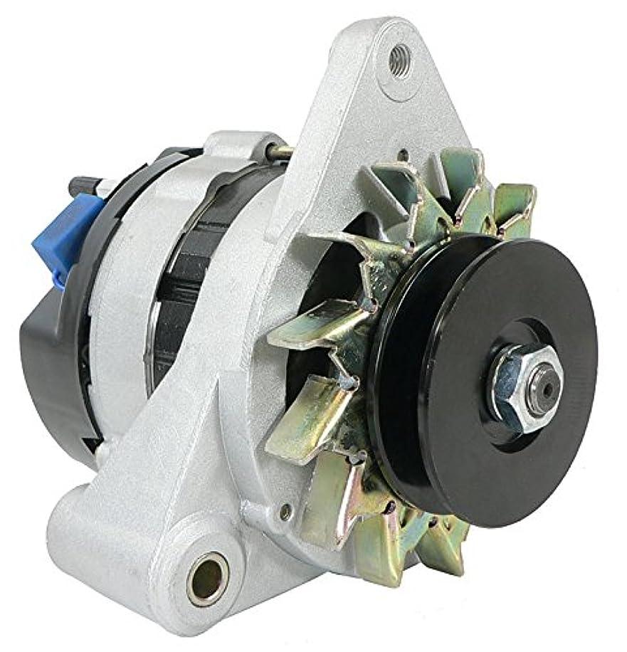 DB Electrical ALU0029 New Alternator For Mahindra Farm Tractor 3325 3525 475 475Di, 26021276, 26021278 113683 ESL11954 400-30000 8826 26021276 26021278 26921168A 000040001C01 5556267R91