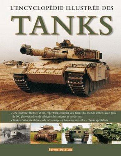 Encyclopédie Illustrée des Tanks
