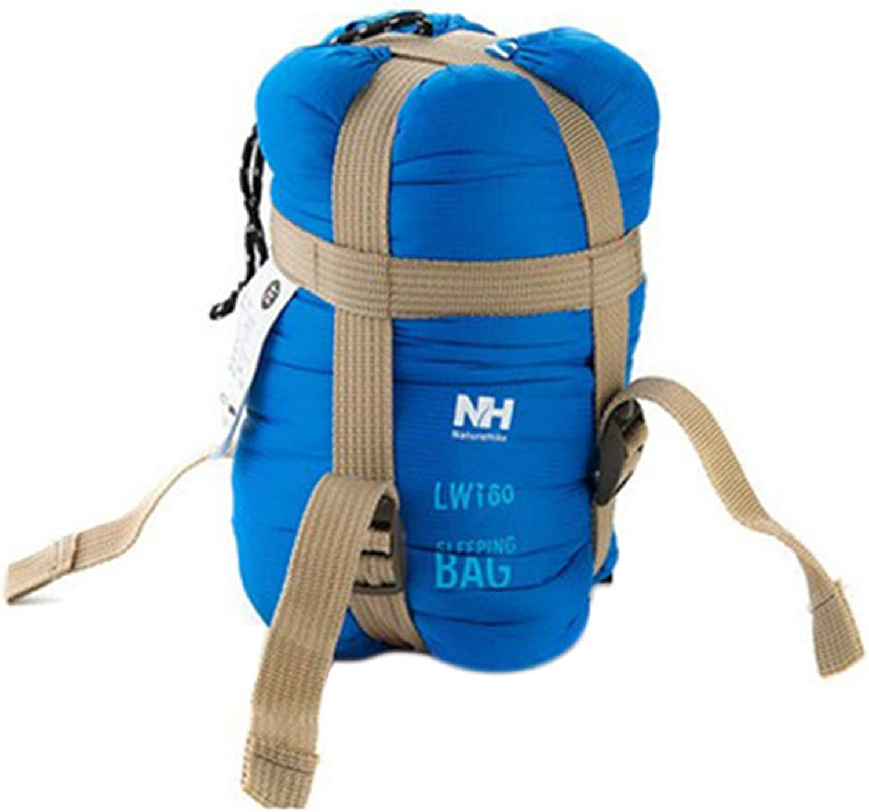HAohAnwuyg Sleep Bag,Naturehike Ultralight Portable Outdoor Camping Hiking Envelope Sleeping Bag  Wine Red