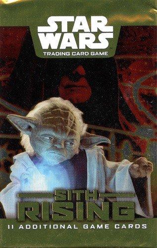 BOOSTER STAR WARS de 11 Cartes YOUNG JEDI Jedi Council