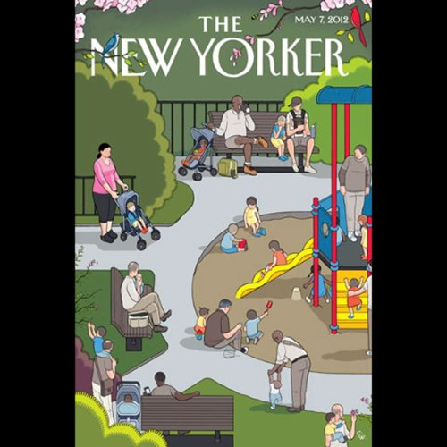The New Yorker, May 7th 2012 (David Kushner, Ariel Levy, James Wood) audiobook cover art