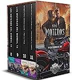 Serie Moteros Volumen III - Cuatro novelas románticas. (Los moteros del MidWay 2, Los moteros del MidWay 3, Momentos Especiales Pau & Tina y Momentos Especiales Maverick & Shea).
