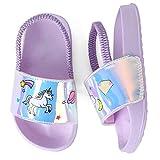 tombik Toddler Girl Sandals Pool Slippers Slides Kids Water Shoes...